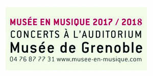 Partenaire culturel Le Musée en Musique