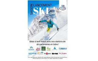 Tarif réduit pour le ski