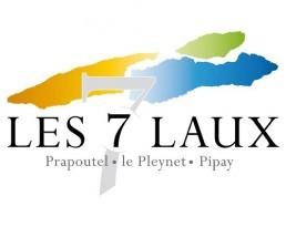 Logo les 7 laux