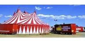 Les places de cirque