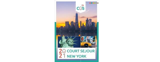 Inscription court séjour à New York