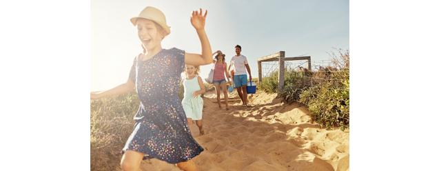 Aide aux vacances pour les enfants