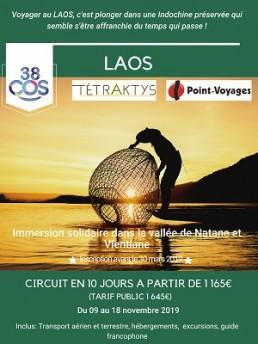 Poster Laos 2019
